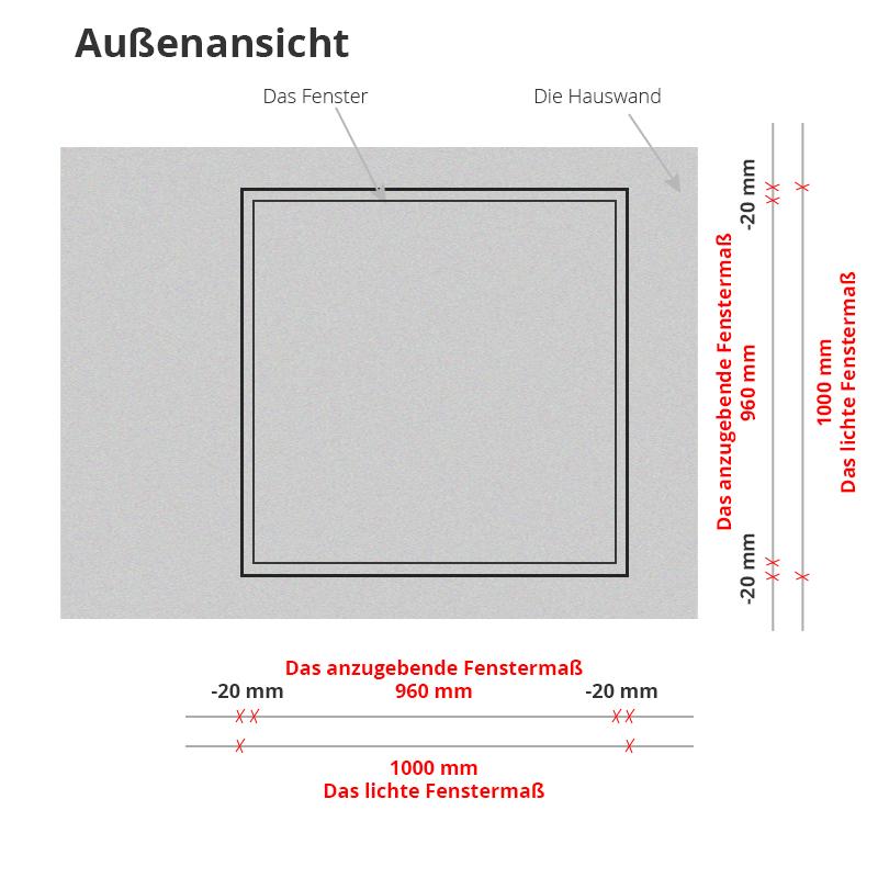 Swiss Fenster Fenster Und Turen Richtig Messen Lieferung Kostenlos